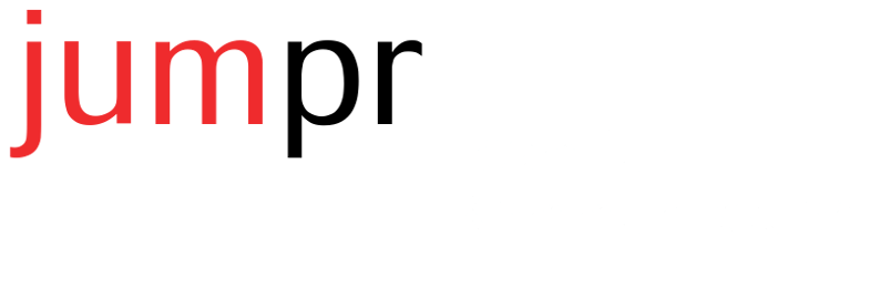 Logo: jumpr Team für Kommunikation