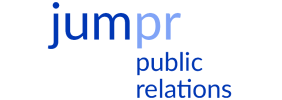 Logo: jumpr Public Relations